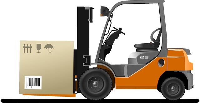 Abilitazione alla conduzione di carrelli industriali semoventi con conducente a bordo