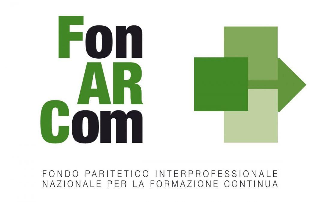 FonARCom finanzia la tua formazione